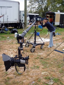 Jib, Video Production, Alicia Robbins, HD Video